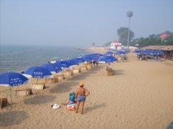 Пляж Бэйдахэ