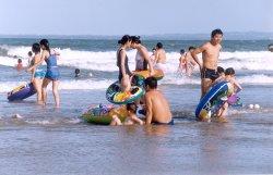 Пляж Да донгхай