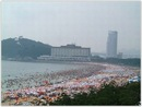 Какой пляж и какое море в Китае?