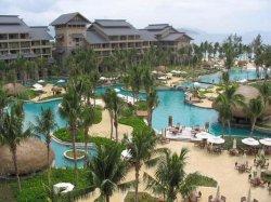 Курорт Ялуньвань