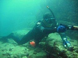 Подводная охота на Хайнане