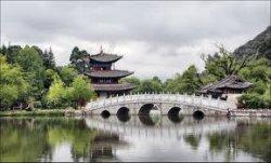 Дорога из Пекина в Лицзянь.