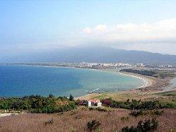 Пляжи острова Тайвань