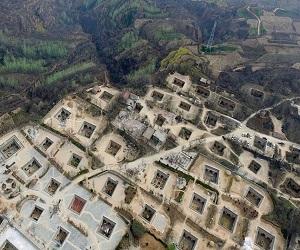 В Китае откроется для туристов «Невидимая» деревня